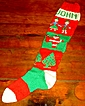 Vintage 1948 Christmas Stocking John
