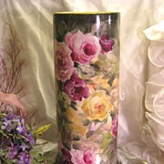 Magnificent  Antique Limoges France Large ~ Stunning Victorian Hand Painted Museum Quality ~ B