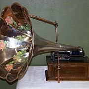 SOLD Thomas Edison Triumph Phonograph