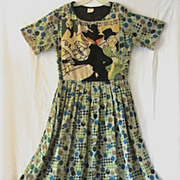 Toulouse-Lautrec Art Wear Dress