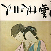 Yun Yu : An Essay on Eroticism and Love in Ancient China [Import] [Hardcover] Translator ...