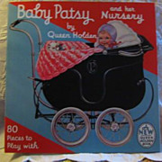 Queen Holden Baby Patsy & Her Nursery 1988 PAPER DOLLS
