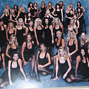 Playboy's 40th Anniversary Platemate's Photo & Autographs
