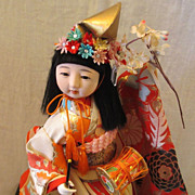 Japanese Girls day Geisha Doll