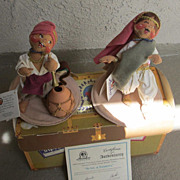 "Vintage Annalee Dolls of the World Series ""India"""