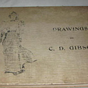 SOLD Drawings By Charles Dana Gibson