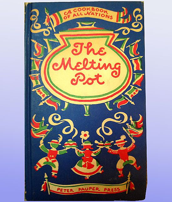 vintage cook book the melting pot from openslate on ruby