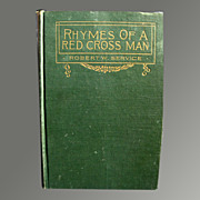 Rhymes of a Red Cross Man - WWI Poems 1915