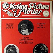 Moving Picture Stories Magazine Feb. 9, 1922