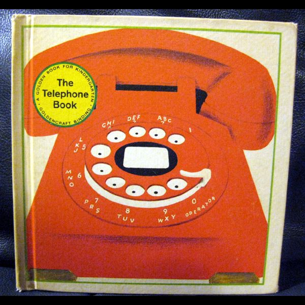 Telephone Book, The : Things We Use Joseph Kaufman