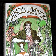Jingo Django Vintage Book -- Stated First Edition with Great Illustrations