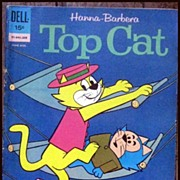 Top Cat Dell Comic No. 3 1962