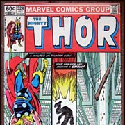 Marvel Comics -- Thor Vol 1 No 324 1982