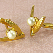 Vintage Swank Cuff Links