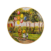 Calhoun Society promotional gift called the balloon man by artist Dominic Mingolla is from 197