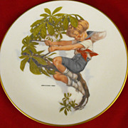 Collector Plate: Royal Devon: Children Series: Weber