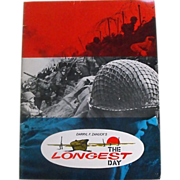 SALE Movie Program: The Longest Day