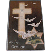 1910 Easter Postcard