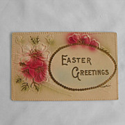 Easter Postcards(lot of 2)