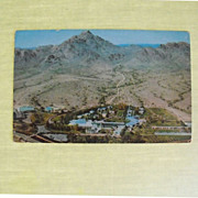 Postcard: Arizona Biltmore in Phoenix C: 1950s