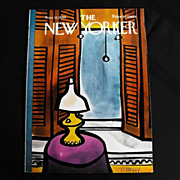 New Yorker Magazine Cover: November 22, 1969