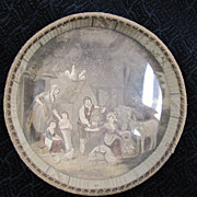 Fabric Picture Frame or Tray