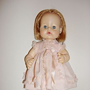 "Vintage 12"" Madam Alexander Sweet Tears Doll 1965"