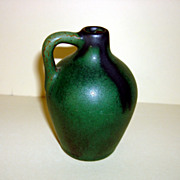 Miniature Pigeon Forge Pottery Jug Tenn