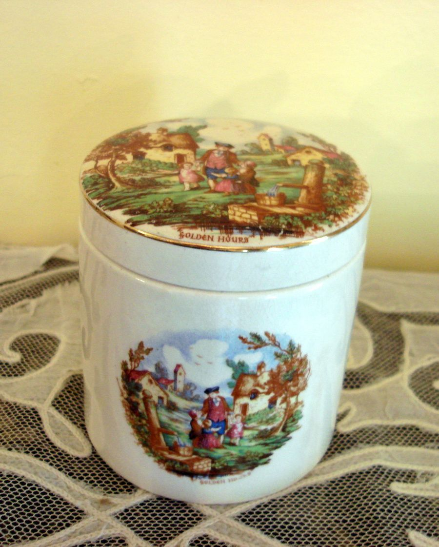 Sandland Ware Frank Cooper Ltd  Small Jar