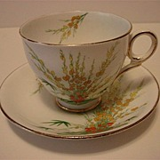 Royal Stafford Bone China England Cup & Saucer