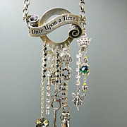 Once Upon a Time ~ Out of My Mind Charm Necklace