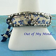 SOLD Tea Time Collection ~ Out of My Mind Bracelet