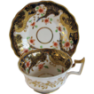 Ridgway Cup & Saucer, English Imari, Antique Early 19thC Porcelain