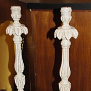 Wonderful Pair of Candleholders