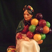 SALE Royal Doulton Old Balloon Seller Figurine HN 1315
