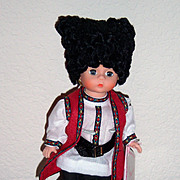 REDUCED Madame Alexander Cossack Doll