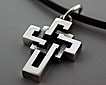 Sterling Silver Cross #8
