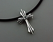 Sterling Silver Cross #10