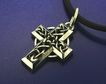Sterling Silver Cross Celtic #20