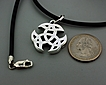 Sterling Silver Pendant Celtic #3