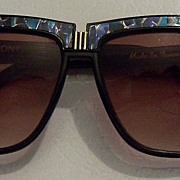 SALE Vintage Revlon Sunglasses w/Mother of Pearl