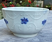 19th Century Grandmothers China or Chelsea Porcelain Sprig Bowl