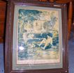 1924 Framed Cream of Wheat Advertisement �The Makings of A Man�