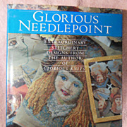 Book  Glorious Needlepoint Extraordinary Stitchery Designs from the Author of Glorious Knits