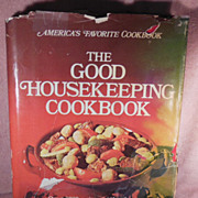 The Good Housekeeping Cookbook 1973