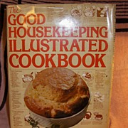 SALE The Good Housekeeping Illustrated Cookbook