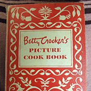 Betty Crocker�s Picture Cook Book First Edition