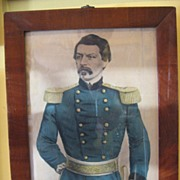 SALE Civil War General, George B. McClellan