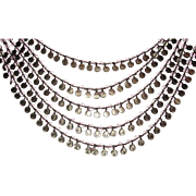 Unbelievable Vintage Designer Crystal Beads Must See