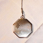 Beautiful Locket on Long Chain